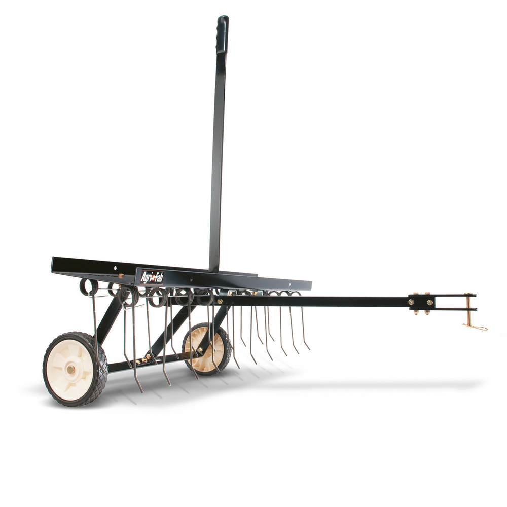 Lawn aerator (trailer) 102 cm