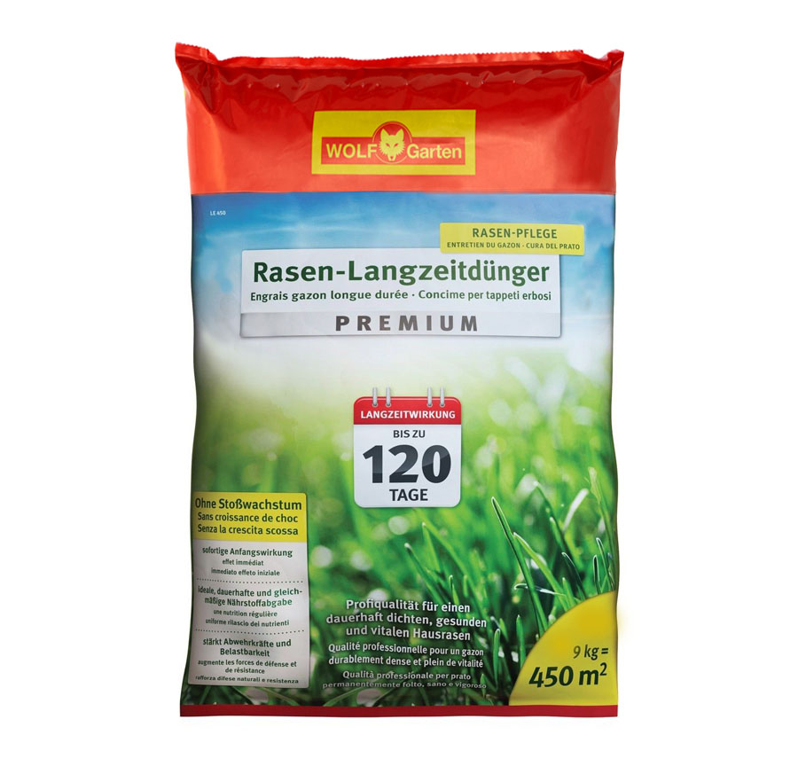 LE 450 LONG-TERM LAWN FERTILISER