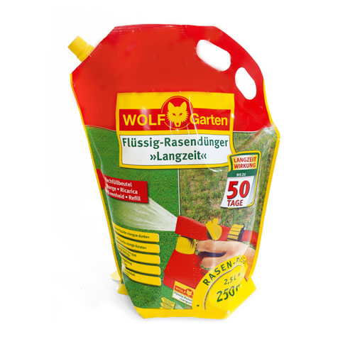 LL 250 R LONG-TERM LIQUID LAWN FERTILIZER