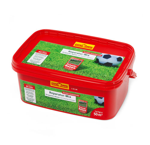 L 50 LM DURABLE-LAWN WITH STARTER-FERTILIZER