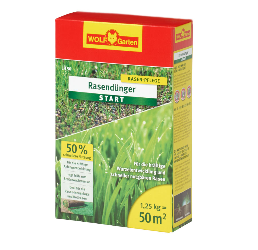 LH 50 START GRASS FERTILIZER